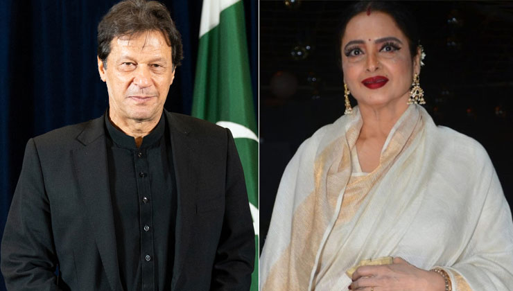 When Rekha almost got married to former Pakistan skipper Imran Khan