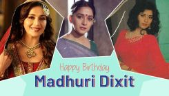 Happy Birthday Madhuri Dixit : 5 times the actress surprised the audience with her stellar performance