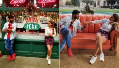 When Nayanthara and Vignesh Shivan posed on popular Friends Sofa; view pics