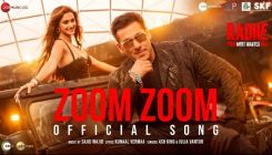 Zoom Zoom Song Teaser: Salman Khan and Disha Patani are ready to burn the dance floor