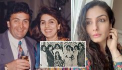 Raveena Tandon shares a priceless throwback picture from Rishi Kapoor and Neetu Singh's wedding
