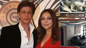 Shah Rukh Khan and wife Gauri lived HERE before Mannat; Check out inside pics