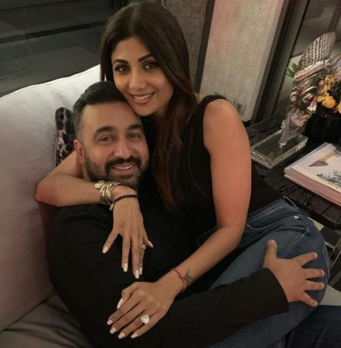 Love in the time of Corona! Shilpa Shetty and Raj Kundra's quarantine romance is too cute for words