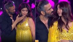 Super Dancer Chapter 4: Shilpa Shetty, Suniel Shetty RECREATE Dhadkan romance after 2 decades and it's magical