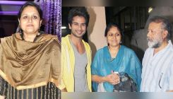 Supriya Pathak opens up on her equation with Shahid Kapoor; says, 'We've never really lived together'