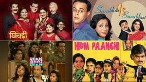 Ahead of Friends Reunion, here're 5 rib-tickling Indian sitcoms we would love to see again