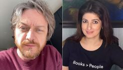 Twinkle Khanna lauds X-Men star James McAvoy as he appeals fans to help India amidst COVID crisis