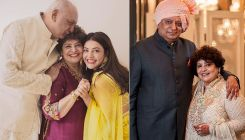 Kajal Aggarwal wishes her 'sunshine parents' on their wedding anniversary with priceless throwback pics