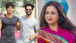 EXCLUSIVE: Neelima Azeem REVEALS why Shahid Kapoor and Ishaan Khattar never got addressed as 'nepotism' kids