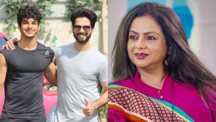 EXCLUSIVE: Neelima Azeem REVEALS why Shahid Kapoor and Ishaan Khattar never got addressed as 'nepotism' kids | Bollywood Bubble
