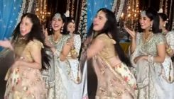 Shivangi Joshi proves she is a big-time PRANKSTER as she tricks her YRKKH co-stars and it's hilarious; Watch