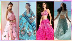From florals to pastels, these lehenga looks by Alia Bhatt, Shraddha Kapoor and other divas are inspiration for a summer wedding