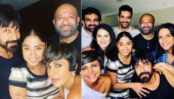 Last pictures of Raj Kaushal partying with friends Neha Dhupia, Zaheer Khan and others go viral post his demise