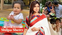 Happy Birthday Shilpa Shetty: 5 times she melted our hearts with endearing videos of her kids Viaan and Samisha