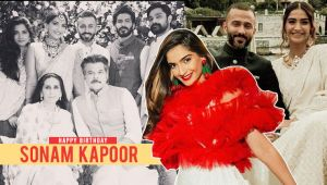 Happy Birthday Sonam Kapoor: The Diva's every day with hubby Anand Ahuja is phenomenal and these pics are proof