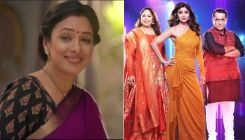 TRP Report: Anupamaa maintains its numero uno position; Super Dancer 4 enters top five list