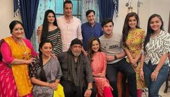 It's an amazing feeling, when Mithun dad came on my set and blessed all of us: Madalsa Sharma