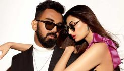 Athiya Shetty and KL Rahul stun in stylish avatars in their first-ever photoshoot; view pic
