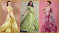 From florals to metallic: 5 times Madhuri Dixit stunned us with her undying love for lehengas