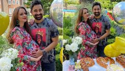 INSIDE Rannvijay Singha and Prianka Singha's SURPRISE baby shower for second child
