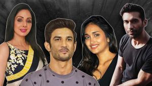 From Sushant Singh Rajput to Sridevi: Last social media posts of celebs who died a tragic death