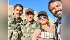 Laal Singh Chaddha: Naga Chaitanya shares a BTS picture with Aamir Khan and Kiran Rao from Ladakh schedule
