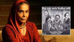 RIP Surekha Sikri: Amul pays a fitting tribute to the Badhaai Ho actress