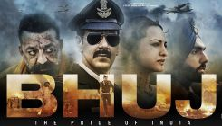 Bhuj: The Pride of India Motion Poster: Ajay Devgn, Sanjay Dutt, Sonakshi Sinha starrer to release on THIS date