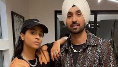 Diljit Dosanjh's new picture with Lily Singh makes fans wonder if they will be collaborating soon