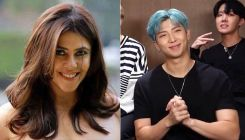Ekta Kapoor thanks BTS leader RM for 'proving music has no boundaries' after he reacts to fan's Humdard dedication