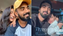 KL Rahul lists Athiya Shetty as his 'partner' before leaving for England tour; Is the couple finally making it official?