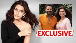 EXCLUSIVE: Kriti Sanon reveals a never known side of Prabhas: People told me he's shy, he's a different person