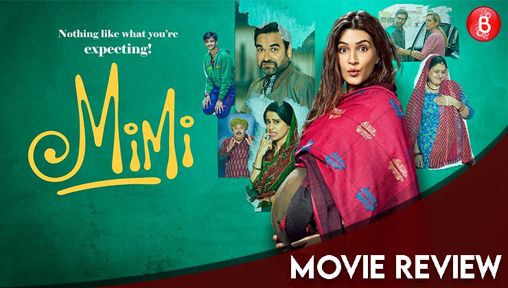 Mimi REVIEW: Kriti Sanon 'delivers' her career best performance; Pankaj Tripathi proves why he is the best