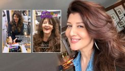 Sangeeta Bijlani gives a glimpse of her birthday celebration; opens up on her comeback plans