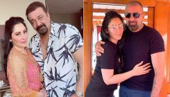 On Sanjay Dutt's birthday, Maanayata Dutt pens a sweet note; says, 'May God always bless you with the fighting spirit'