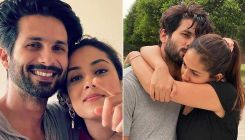 Mira Rajput posts an endearing selfie with Shahid Kapoor with a love note: You make my heart skip a beat