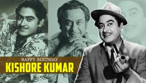 Happy Birthday Kishore Kumar: Man who walked in a studio with half make-up over payment issues but refused fee from Satyajit Ray
