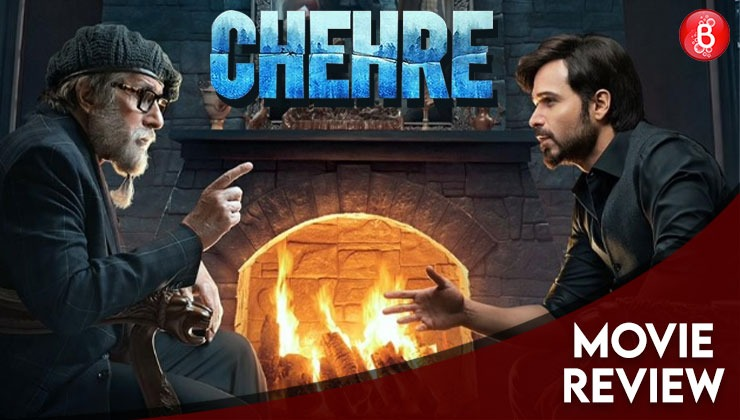 Chehre REVIEW: Even Amitabh Bachchan's extended monologue can't save this film