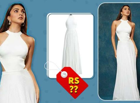 Kiara Advani is a vision in this white gown by Ralph Lauren; can you guess the price?