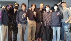 BTS and Coldplay collaboration CONFIRMED; Septet suit up to receive special envoy certificate at Blue House