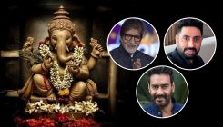 Ganesh Chaturthi 2021: Amitabh Bachchan, Abhishek, Ajay Devgn and others extend their warm wishes to fans