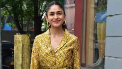 Mrunal Thakur reveals she was once 'madly in love' with THIS handsome cricketer