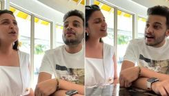 Parineeti Chopra melodiously sings Kalank title track with brother Shivang in Maldives; Watch
