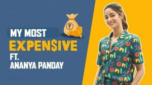 Ananya Panday reveals all her Most Expensive Things | Outfit | Gadgets | Fashion | Lifestyle