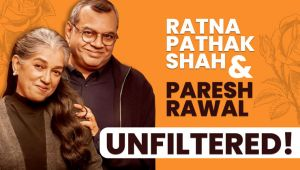 Ratna Pathak Shah & Paresh Rawal on their real life love stories, not having work, rejecting OMG 2