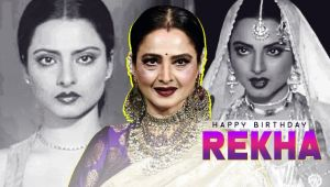 Happy Birthday Rekha: From Umrao Jaan to Silsila, Iconic roles essayed by the timeless beauty