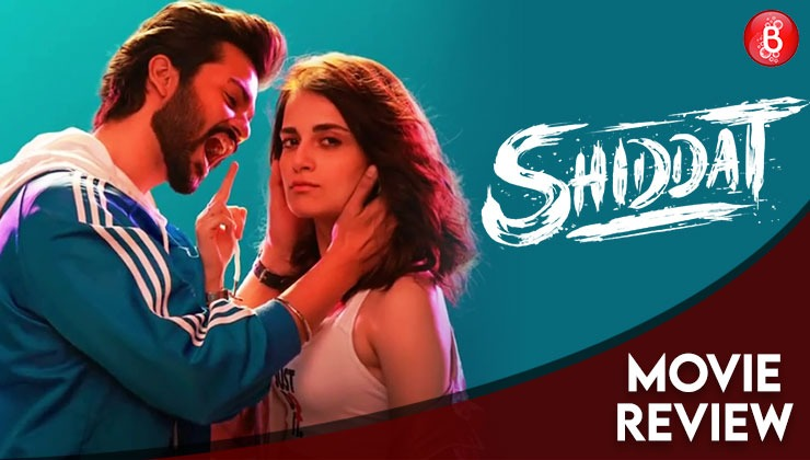Shiddat REVIEW: Sunny Kaushal steals the show with his flamboyance in this mushy love story